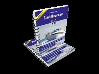 Video vorschau von Neues Theoriebuch Bootstheorie.ch für die Bootsprüfung